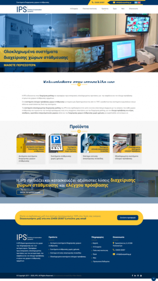 IPS PARKING & AUTOMATION
