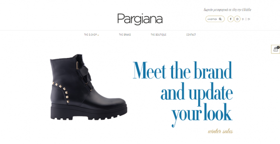 PARGIANA SHOES